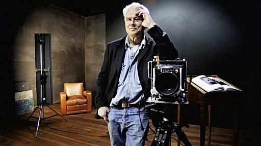 Jim in seinem Studio
