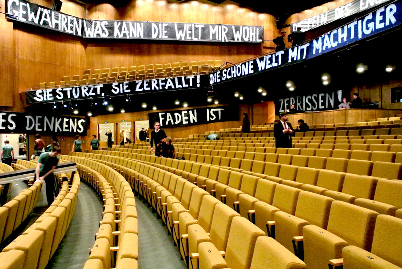 Faust beim Berliner Theatertreffen 2012